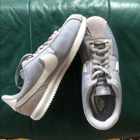 Nike Shoes | Cortez Mens 9 Eur 425 Grey